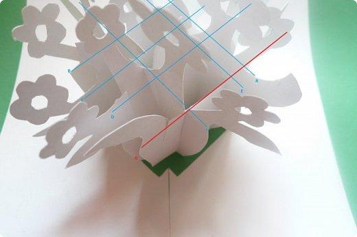 Небольшой МК по сборке букета из самодельной книжки http://stranamasterov.ru/node/1026439.  фото 8