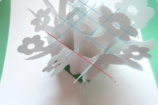 Небольшой МК по сборке букета из самодельной книжки http://stranamasterov.ru/node/1026439.  фото 9