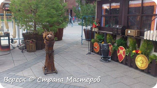 """Здравствуйте рукодельницы ,жители города """"Страна мастеров"""".Сегодня хочу поделиться с Вами  нашим путешествием по московским улицам и как москвичи и гости встречают Светлое Христово Воскресение и весну.   Первым делом на фестивале ,мы пришли на Площадь Революции.Во время празднования она стала называться """"Богатырская застава"""". фото 7"""