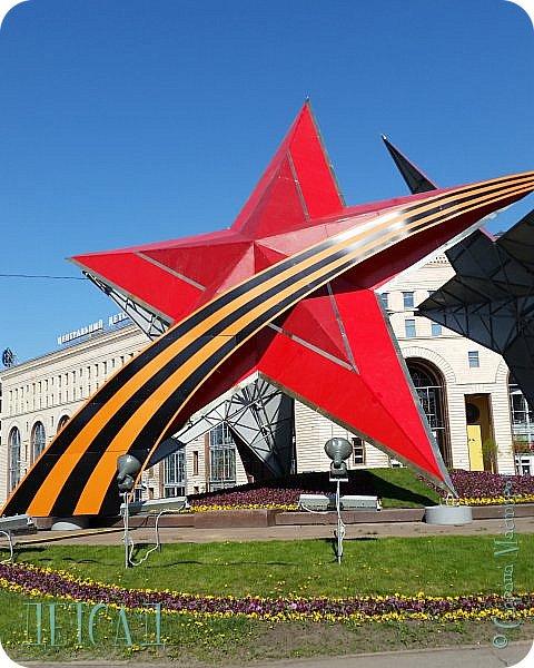 Не каждый, оказывается, может попасть даже на репетицию парада...  Но, находясь даже не в эпицентре событий на Красной площади, можно увидеть много интересного!!! фото 1