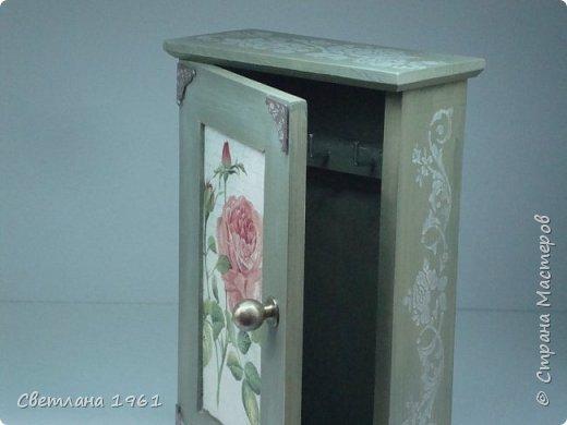 """Ключница """"Розы"""". фото 3"""