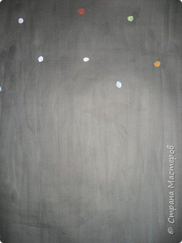 Я снова к вам с одуванчиками (немного далеки от натуральных, но в принципе похожи и по моему узнаваемы)...  Предлагаю в этот раз нарисовать их другими материалами (предыдущие МК: http://stranamasterov.ru/node/928714, http://stranamasterov.ru/node/928689). фото 27