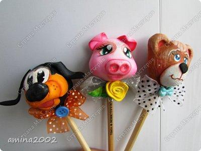 Добрый день! Свинки из фома, заготовки для оформительских работ. фото 2