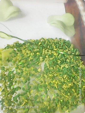 глициния из фоамерана фото 12