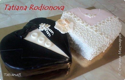 Доброго времени суток! Делюсь новыми тортами.. Торт - дополнение к конвертику.. фото 3