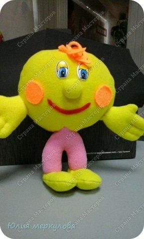 игрушки из флиса фото 7