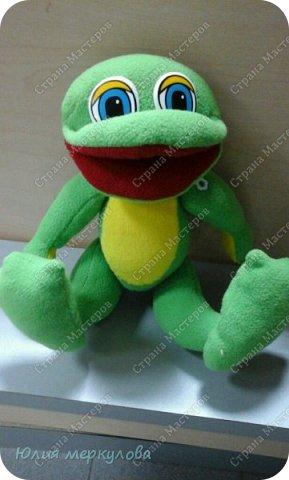 игрушки из флиса фото 12