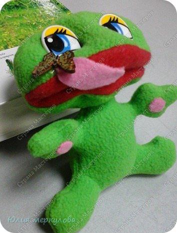 игрушки из флиса фото 15