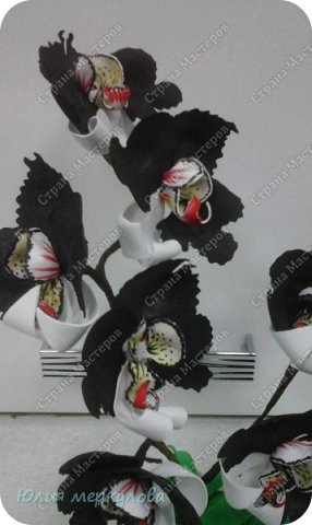 цветы из фома фото 26