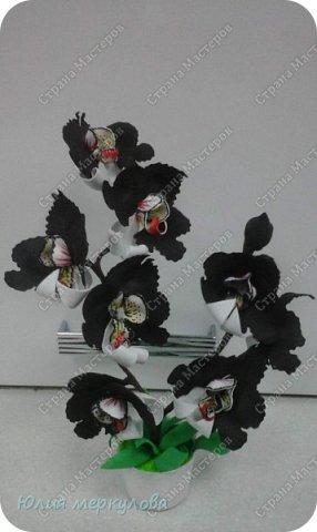 цветы из фома фото 27