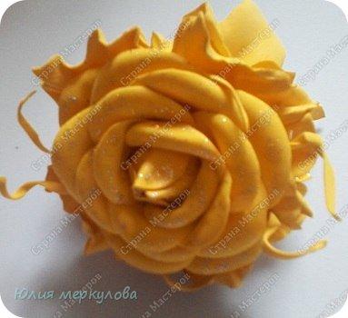 цветы из фома фото 22