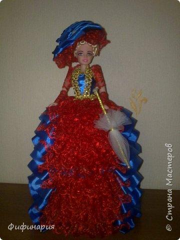 Моя коллекция кукол-шкатулок фото 57