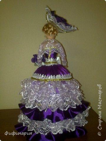 Моя коллекция кукол-шкатулок фото 54