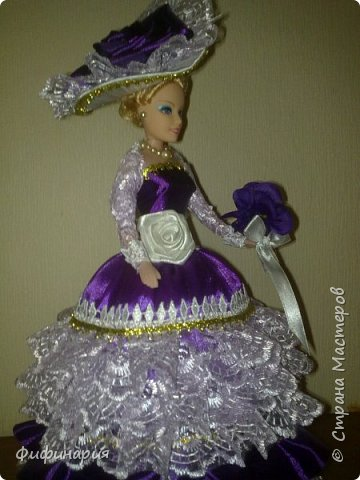 Моя коллекция кукол-шкатулок фото 55