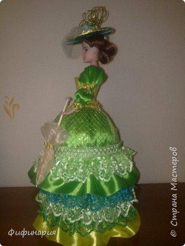 Моя коллекция кукол-шкатулок фото 51
