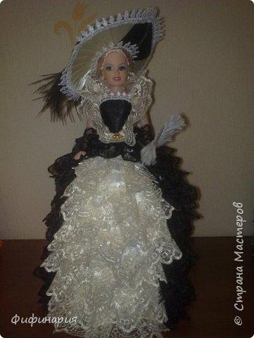 Моя коллекция кукол-шкатулок фото 46