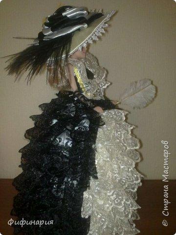 Моя коллекция кукол-шкатулок фото 47