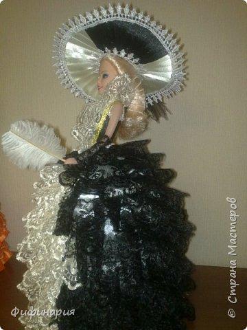 Моя коллекция кукол-шкатулок фото 48