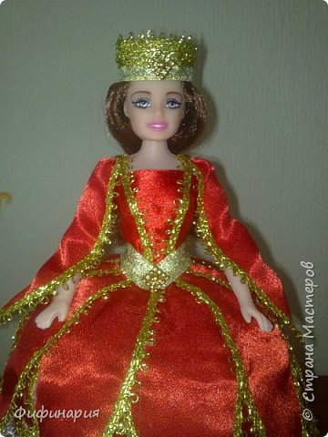 Моя коллекция кукол-шкатулок фото 44