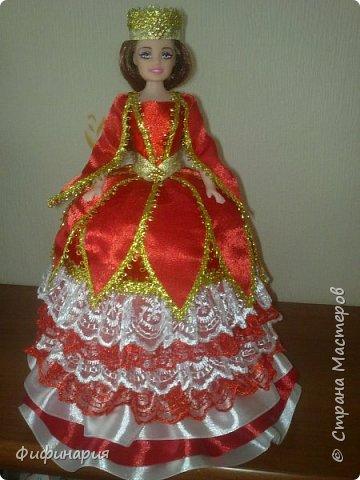 Моя коллекция кукол-шкатулок фото 42