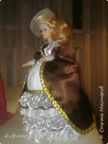 Моя коллекция кукол-шкатулок фото 39