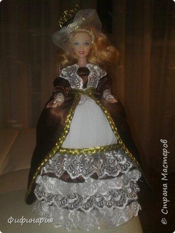 Моя коллекция кукол-шкатулок фото 38