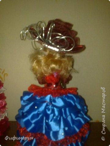 Моя коллекция кукол-шкатулок фото 33