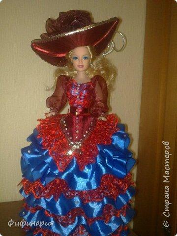 Моя коллекция кукол-шкатулок фото 32