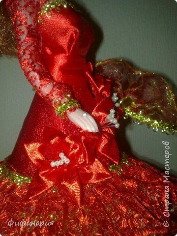 Моя коллекция кукол-шкатулок фото 23