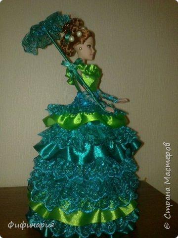 Моя коллекция кукол-шкатулок фото 18