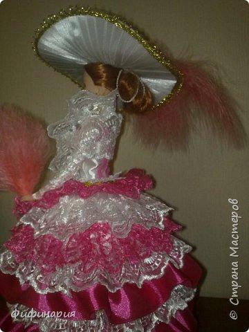 Моя коллекция кукол-шкатулок фото 14