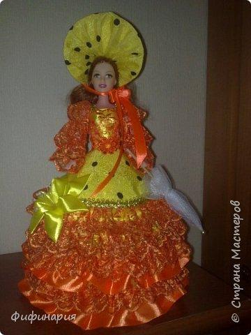 Моя коллекция кукол-шкатулок фото 5