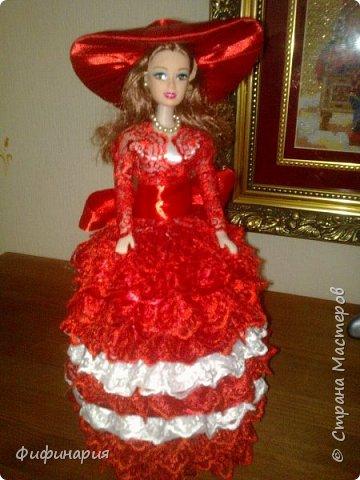 Моя коллекция кукол-шкатулок фото 9