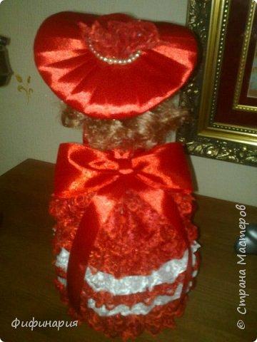Моя коллекция кукол-шкатулок фото 10