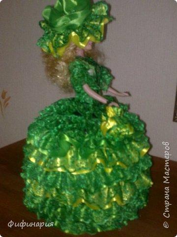 Моя коллекция кукол-шкатулок фото 2
