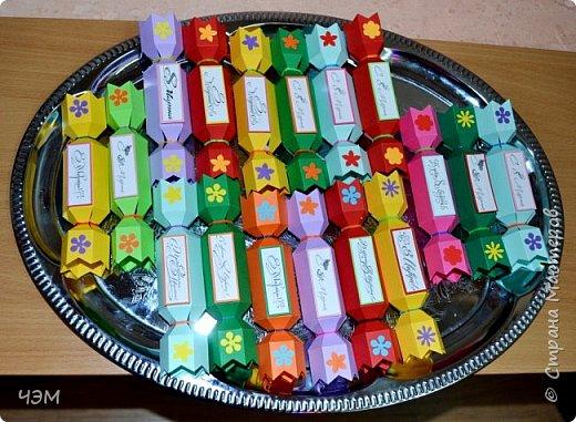 Подарок учителям-конфетное дерево! фото 4