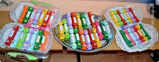 Подарок учителям-конфетное дерево! фото 2