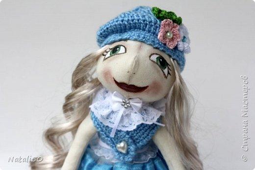 Доброго всем дня!! Хочу познакомить вас с моей новой куколкой..  фото 1