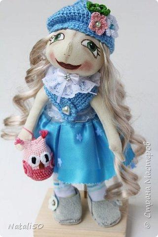 Доброго всем дня!! Хочу познакомить вас с моей новой куколкой..  фото 5