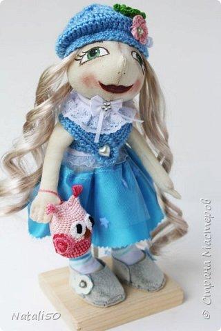 Доброго всем дня!! Хочу познакомить вас с моей новой куколкой..  фото 2