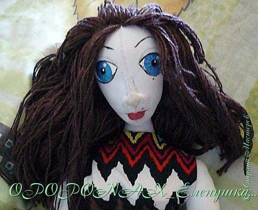 Доброго времени суток,дорогие.Попробовала я сшить шарнирную куклу))))Ох намаялась)Доооооооооолго изучала замечательный МК Шарнирной куклы Стрекоза,скачала выкройку.Видимо надо было сохранить и подробный МК)))-накосопорила я везде,где могла))) фото 6