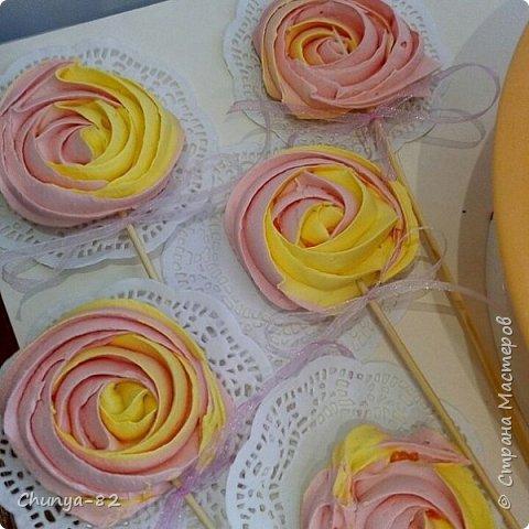 Сейчас очень модно стало оформлять торты с помощью деревянных или бумажных топперов. Вот и я решила не отставать от моды ))) фото 12