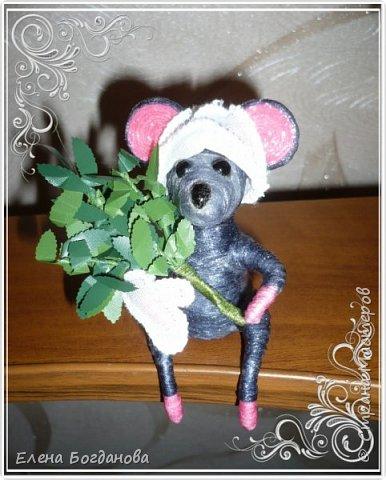 Мышка-норушка в баньке... фото 1