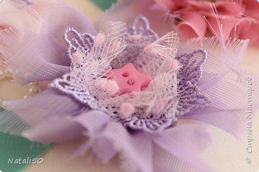 Доброго всем дня!! С Великим Днём Победы!!! Вчера сделала цветочки для моих куколок..Спасибо КсюИв  за МК - http://stranamasterov.ru/node/987708?c=favorite Теперь мои куклёхи будут нарядными с такими брошками - цветочками! фото 7