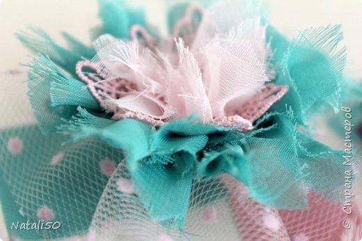 Доброго всем дня!! С Великим Днём Победы!!! Вчера сделала цветочки для моих куколок..Спасибо КсюИв  за МК - http://stranamasterov.ru/node/987708?c=favorite Теперь мои куклёхи будут нарядными с такими брошками - цветочками! фото 8