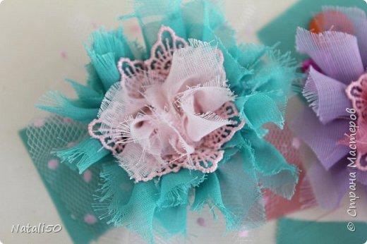 Доброго всем дня!! С Великим Днём Победы!!! Вчера сделала цветочки для моих куколок..Спасибо КсюИв  за МК - http://stranamasterov.ru/node/987708?c=favorite Теперь мои куклёхи будут нарядными с такими брошками - цветочками! фото 9