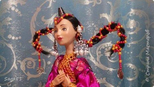 Здравствуйте, родилась очередная девочка, едет она в в подарок хорошенько человеку. Зовут ее Айюна-Улан . Нежная трогательная девушка, императорских кровей , мечтающих стать воином.  фото 4