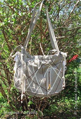 Здравствуйте, мои дорогие жители Страны Мастеров! А покажу-ка я вам сегодня свою новую сумочку и прочие мелочи, сделанные мною по случаю. фото 2