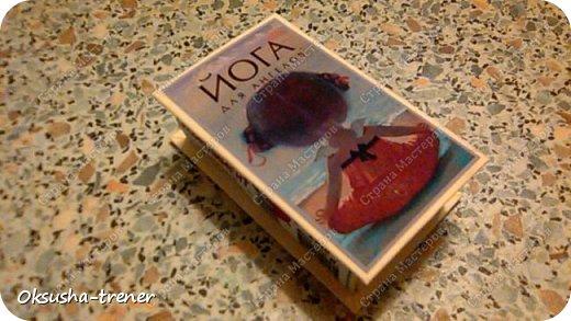 """Шоколадная коробочка """"Йога для ангелов""""))) фото 12"""