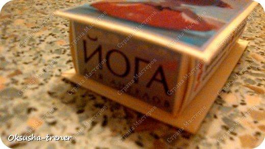 """Шоколадная коробочка """"Йога для ангелов""""))) фото 14"""
